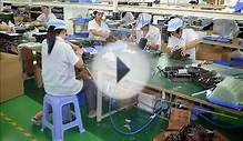 A professional led lighting manufacturing plant with so