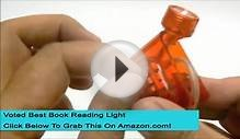 Book Review Clip On Reading Book Light Voted The Best!