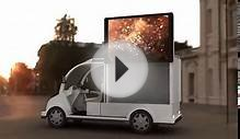 Buy a Mobile Store/Food Truck with LED Screens - Pro Vision