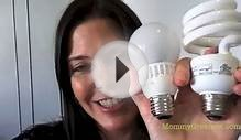 Buzz Free Eco Friendly Lightbulbs Save Energy & Money!