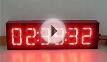LED Digital display board | China LED lamp