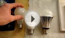 Cree LED lightbulb review