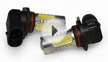Flashtech 7.5W High Power LED fog light bulbs: H10 / 9145