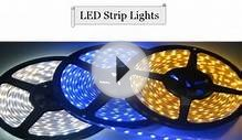 Get Different Types of LED Lights