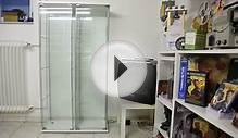 IKEA VITRINE LED LIGHT STRIP TUTORIAL