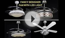 IMPORTED DESIGNER FAN AND LED LIGHT BULB SHOWROOM IN