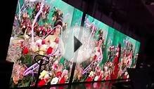 Indoor P6 SMD LED display LED screen LED video wall