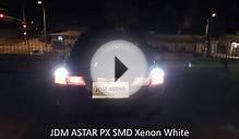 JDM ASTAR Brightest & Newest PX SMD Xenon White LED Bulbs