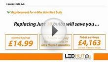 LED Hut - GU10 5w LED Bulbs & LED Lighting