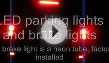 LED replacement lights in Trailblazer