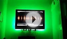 LED TV Mood lights, music function