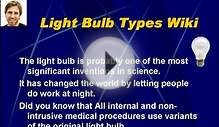 Light Bulb Types Wiki