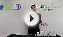 Lighting Science Definity PAR Series LED Light Bulbs