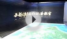 Linso LED Indoor displays - P3.91 arc-shaped wall and P6