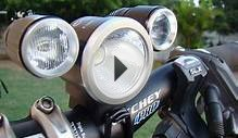 MJ816 Bike Light - Magiclight - High power LED bike lights