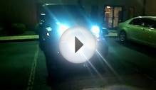 Putco led fog light bulbs on jeep jk