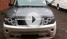 Range Rover Sport 2012 LED Lighting Conversion