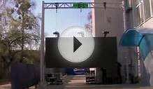 Tests of EKTA LED video screens