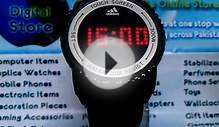 Touch Screen LCD/LED Watch By Digital Store