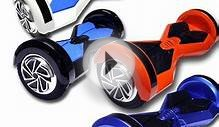 Usa Stock Rgb Led Light Electric Scooter Bluetooth
