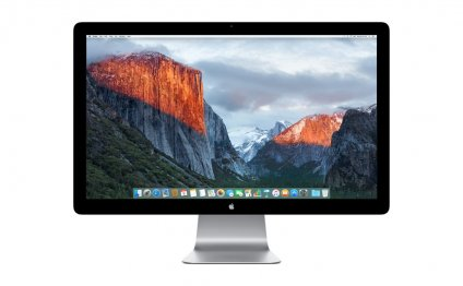 Apple LED Cinema display VS Thunderbolt display