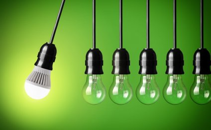 What are LED light bulbs?
